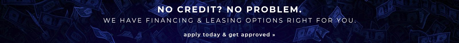 Financing & Leasing Options